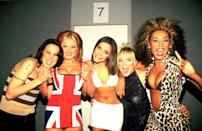 <p><strong>When? </strong>February, 1997</p><p><strong>Where? </strong>Earls Court, London</p><p><strong>What? </strong>Backstage at the BRIT awards</p>
