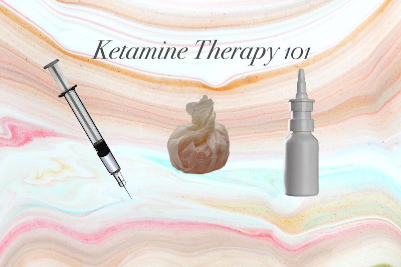 The Complete Guide to Ketamine Therapy for Depression, From Someone Who's Tried It