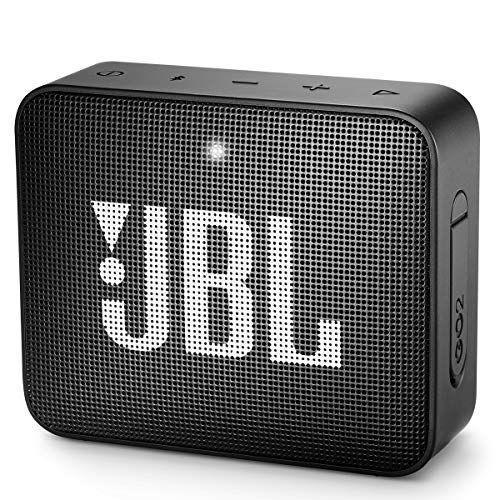 """<p><strong>JBL</strong></p><p>amazon.com</p><p><strong>$39.95</strong></p><p><a href=""""https://www.amazon.com/dp/B07QDPRYYD?tag=syn-yahoo-20&ascsubtag=%5Bartid%7C2089.g.34059021%5Bsrc%7Cyahoo-us"""" rel=""""nofollow noopener"""" target=""""_blank"""" data-ylk=""""slk:Shop Now"""" class=""""link rapid-noclick-resp"""">Shop Now</a></p><p>For the <a href=""""https://www.bestproducts.com/tech/gadgets/g23630629/music-gifts-for-audiophiles/"""" rel=""""nofollow noopener"""" target=""""_blank"""" data-ylk=""""slk:audiophile"""" class=""""link rapid-noclick-resp"""">audiophile</a> in your life, give them the gift of music on the go. This portable, waterproof, and affordable JBL speaker comes in six color options so you can choose the best shade to suit your recipient's personality.</p>"""