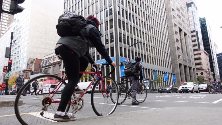 Pedalling for votes: Montreal's parties eye the cycling demographic