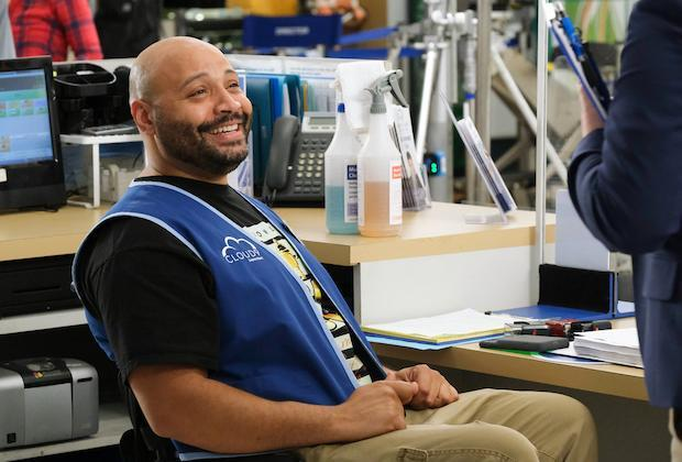 'Superstore': Colton Dunn as Garrett in Season 6, Episode 5: 'Hair Care Products'