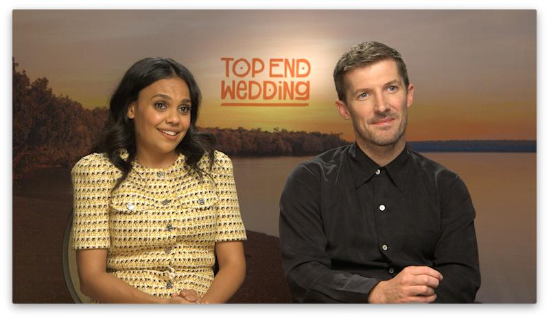 Miranda Tapsell has revealed the struggles she faces as an Indigenous actress in the spotlight, ahead of the release of Top End Wedding. Photo: Top End Wedding