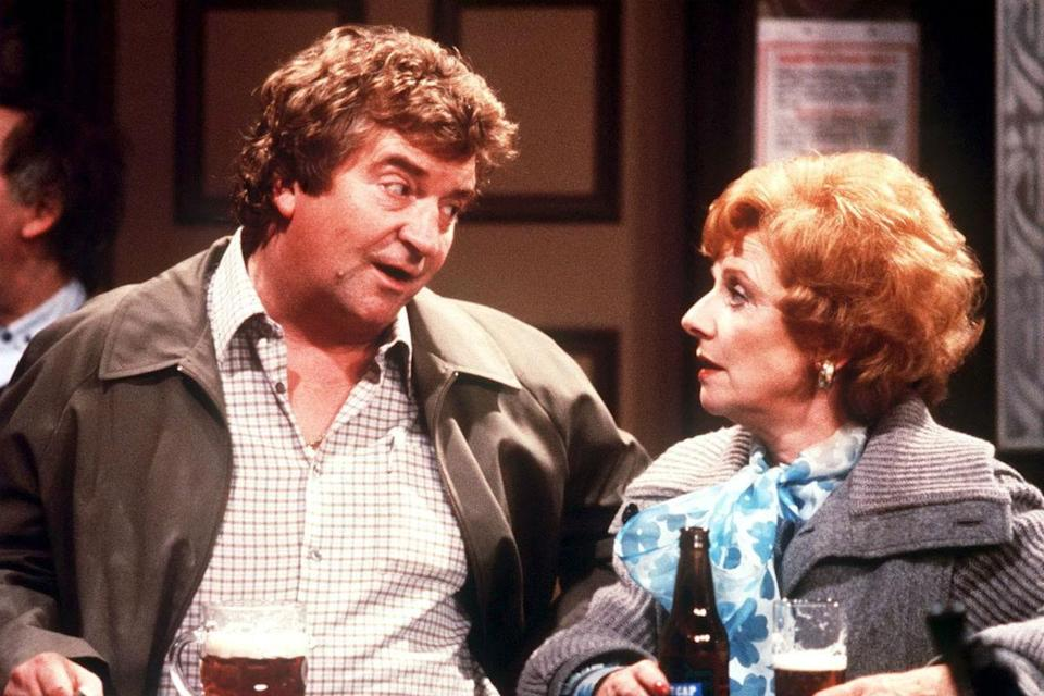 <p>Adamson, who played the beloved Len Fairclough in 'Coronation Street' for 23 years, was accused of indecently assaulting two underage girls in 1983. He was later cleared, but was sacked for breach of contract by ITV after he sold behind-the-scenes tales from the show to a newspaper to help pay for the huge legal fees from his trial. He died almost penniless in 2002, aged 71.</p>