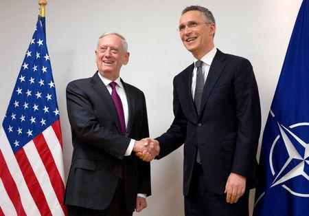 North Atlantic Treaty Organisation still struggling to meet USA spending demands
