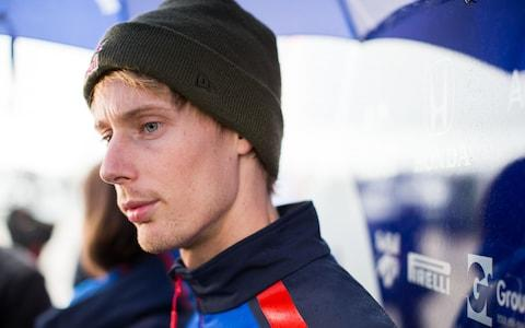 Brendon Hartley of Scuderia Toro Rosso and New Zealand during previews ahead of the United States Formula One Grand Prix at Circuit of The Americas on October 18, 2018 in Austin, United States - Credit: getty images