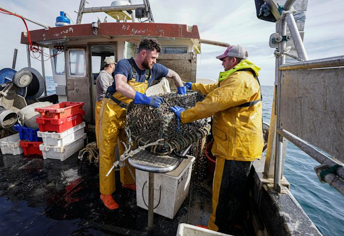 <p>The UK's fishing sector saw the collapse of talks with Norway</p> (Getty)