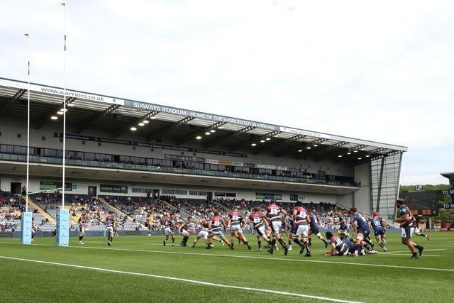 Worcester would have been relegated this season had relegation not been axed