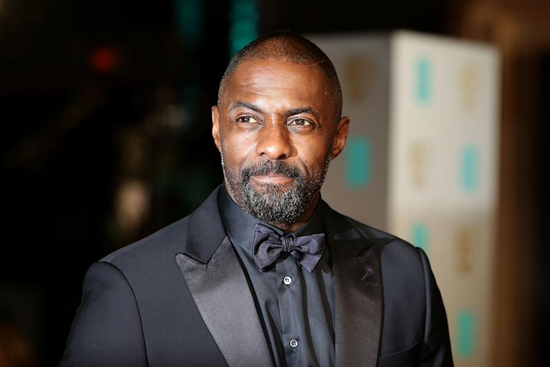 Isan is the daughter of actor Idris Elba (Yui Mok/PA)