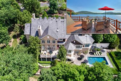 Two luxurious, multimillion-dollar properties will be sold without reserve by Platinum Luxury Auctions on behalf of sellers William and Beth Zollars. Mr. Zollars was formerly CEO at YRC Worldwide, Inc., a publicly-traded, global shipping giant. The homes are located on Saranac Lake, NY and in the suburbs of Leawood, KS. More at PlatinumLuxuryAuctions.com.