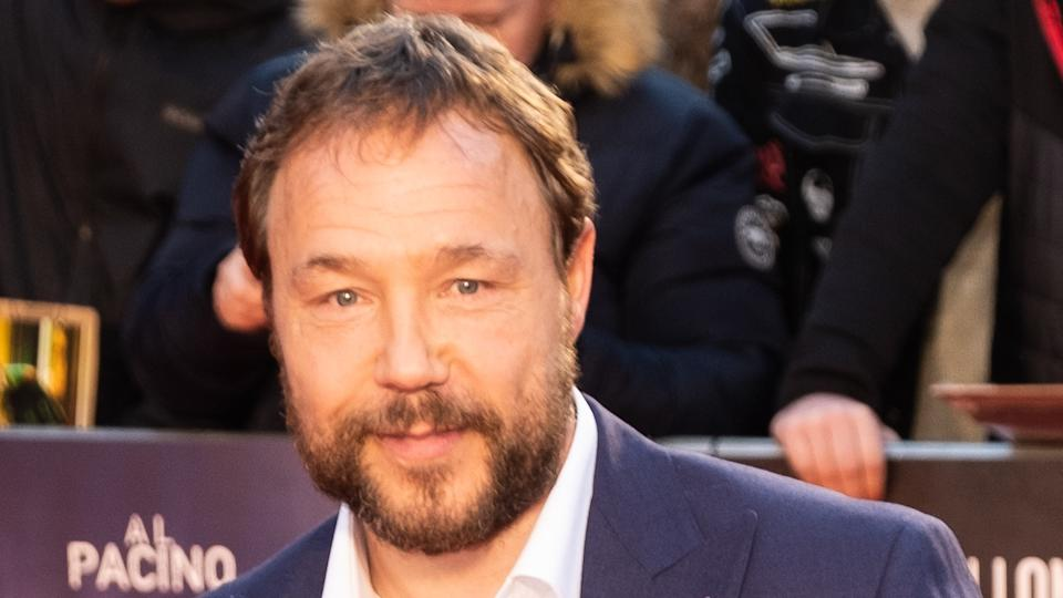 Stephen Graham at a premiere in 2019 (Robin Pope / SIPA USA)
