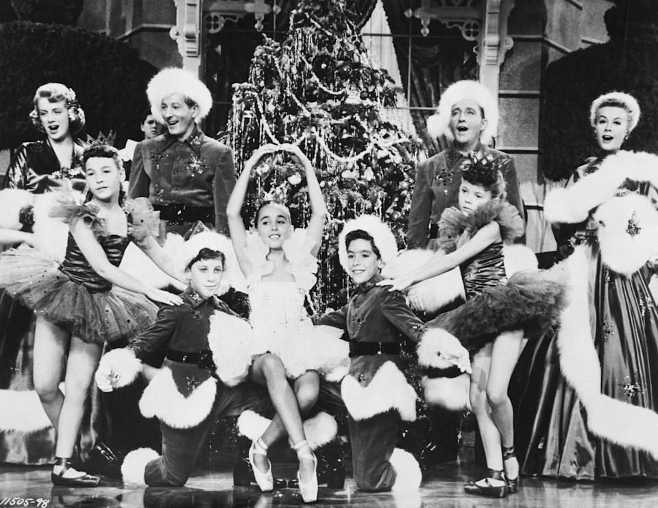 This 1954 Bing Crosby classic about a group of performers falling in love while simultaneously trying to save a failing Vermont inn has been a must-watch come Christmastime over more than six decades for a reason.