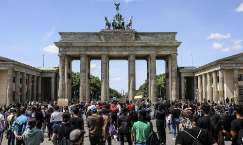 Britons applying for German citizenship up 2,300% last year