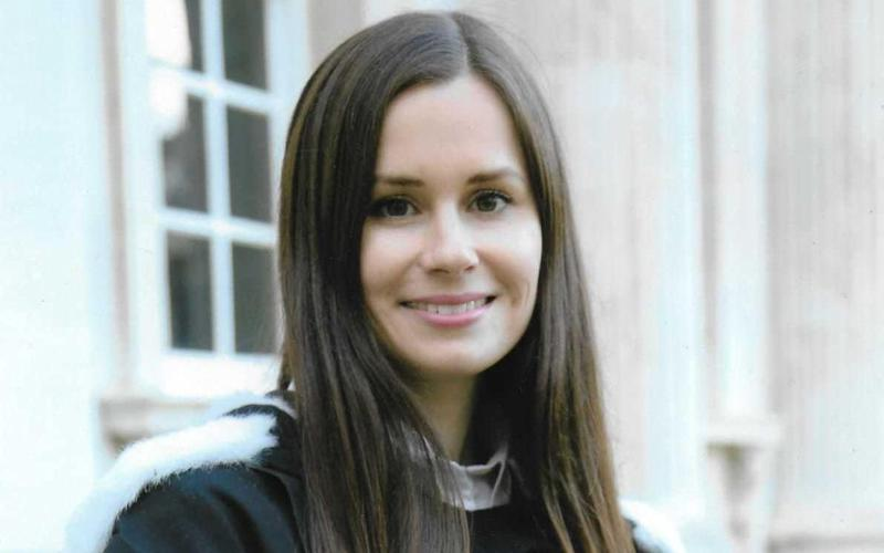 Dr Kylie Moore-Gilbert, a Cambridge-educated academic, has been sentenced to 10 years in jail in Iran - PA