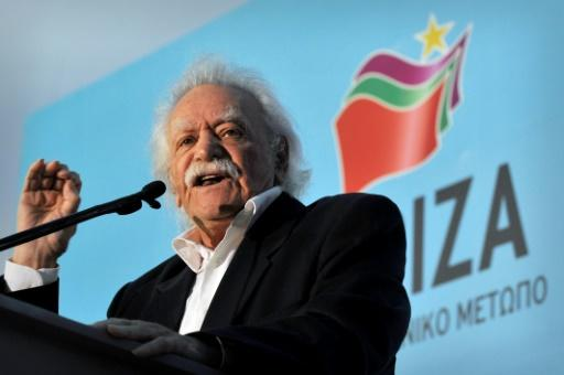 Greek resistance hero, politician and writer Manolis Glezos has died