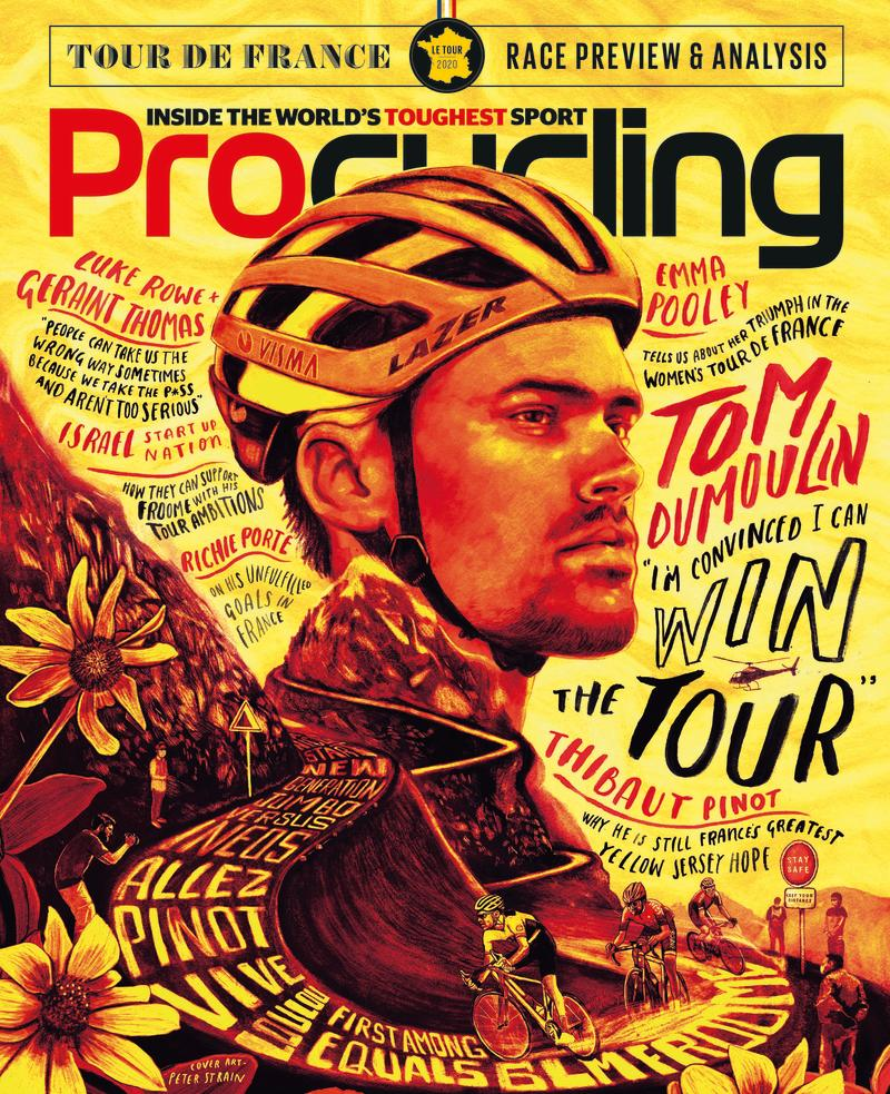 Issue 272 of Procycling, the 2020 Tour de France preview, is out now!