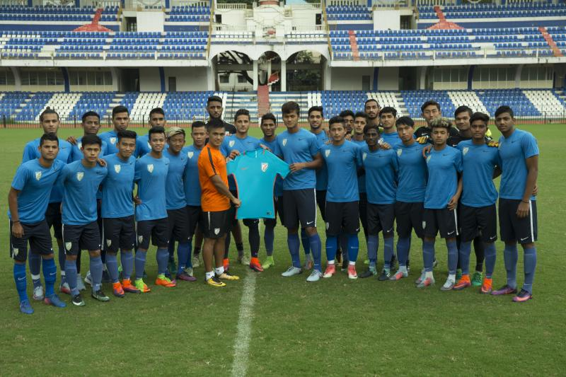 'India has to play with 12 players against USA'