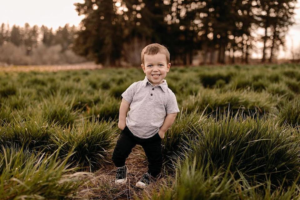 """<p>Zach and Tori Roloff's son <a href=""""https://people.com/tv/zach-roloff-wife-tori-roloff-welcome-first-baby-son/"""" rel=""""nofollow noopener"""" target=""""_blank"""" data-ylk=""""slk:Jackson Kyle"""" class=""""link rapid-noclick-resp"""">Jackson Kyle</a> turned 4 on May 12.</p>"""