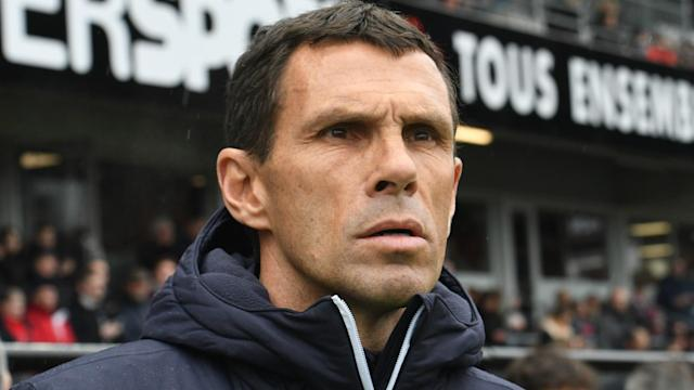The sale of Gaetan Laborde to Ligue 1 rivals Montpellier has left Gus Poyet on the verge of quitting Bordeaux.