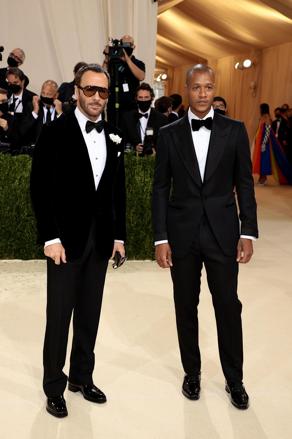 """<p>There's nothing quite like the Met Gala. <a href=""""https://www.esquire.com/uk/style/a27381979/how-harry-styles-conquered-the-met-gala-2019/"""" rel=""""nofollow noopener"""" target=""""_blank"""" data-ylk=""""slk:Harry Styles reinvented the girl (or guy) with a pearl earring"""" class=""""link rapid-noclick-resp"""">Harry Styles reinvented the girl (or guy) with a pearl earring</a>. Billy Porter entered on a Sedan chair. Jennifer Lopez did a butterfly crawl through the fountain of youth before donning Catholic bodycon from Balmain. It is, in short, a nuts evening – and a good sort of nuts. But for the very lucky (and very famous) people who receive an invite, cracking the list of the best-dressed men and women of the evening is a difficult task.</p><p>Difficult, but not impossible. Because as fashion's favourite fancy dress party, celebrities, and the designers that bring them along, pull out all the stops to hit the theme and break the internet. And as for the dress code for this year's event? 'In America: A Lexicon of Fashion'. Which means the good, the great and the groundbreaking from across the pond. Ralph Lauren. Stars and stripes. <a href=""""https://www.esquire.com/uk/style/a29785620/style-archive-ralph-lauren-very-ralph-hbo-sky-atlantic-documentary/"""" rel=""""nofollow noopener"""" target=""""_blank"""" data-ylk=""""slk:Ralph Lauren"""" class=""""link rapid-noclick-resp"""">Ralph Lauren</a>. Legal weed. That sort of thing. </p><p>Since President Biden still won't let us in, Esquire is reporting live from London to bring you all the action and all of the best-dressed guests from the Met Gala 2021. And you better strap in, sunshine; after a fallow year, the Met Gala 2021 is all but guaranteed to be a mad one. <br></p>"""