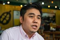 Eric Chan said his company had seen roaring trade in durians online
