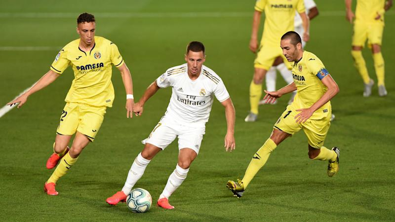 Hazard: First season with Real Madrid the worst of my career