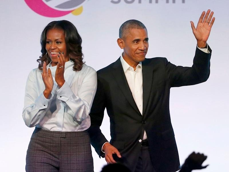 Former President Barack Obama and former First Lady Michelle Obama are set to deliver a nationwide commencement address May 16.