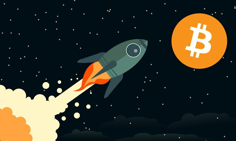 Surprising Google data suggests that the 2019 bitcoin price rally is only getting started. | Source: Shutterstock