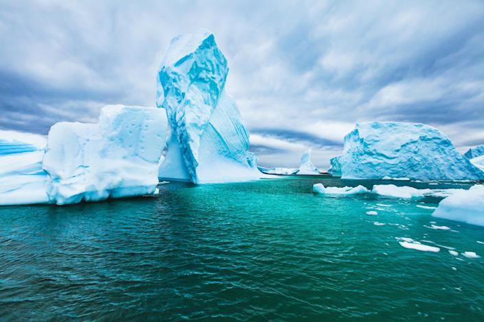 The deepest point on land (not pictured) is in Antarctica (Picture: Getty)