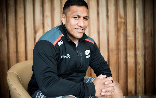 <span>Mako Vunipola watches as much rugby as he can</span>