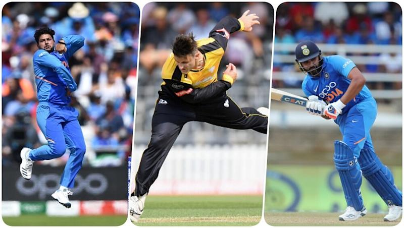 India vs New Zealand, 1st T20I 2020, Key Players: Kuldeep Yadav, Hamish Bennett, Rohit Sharma and Other Cricketers to Watch Out for in Auckland