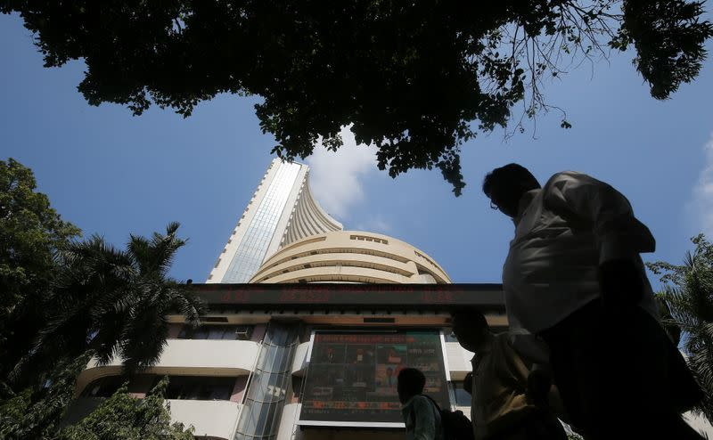 Nifty, Sensex settle near record highs after U.S.-China trade deal