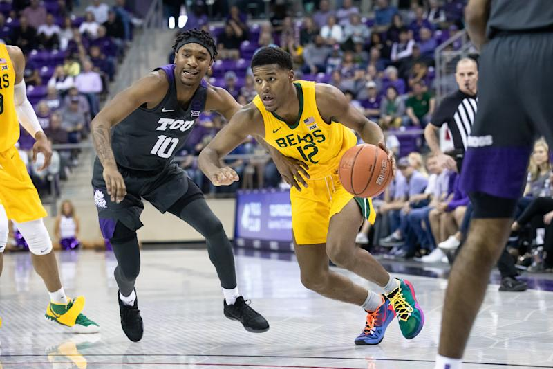 Jared Butler helped Baylor to an excellent season. (Photo by Matthew Visinsky/Icon Sportswire via Getty Images)