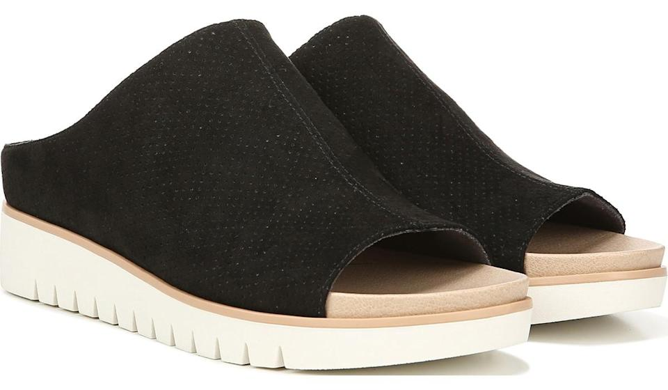 Go For It Wedge Sandal (Photo: Dr. Scholl's)