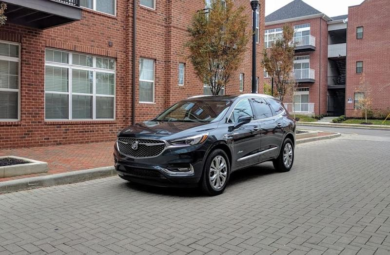 The 2018 Buick Enclave nails everything customers want from a luxury SUV