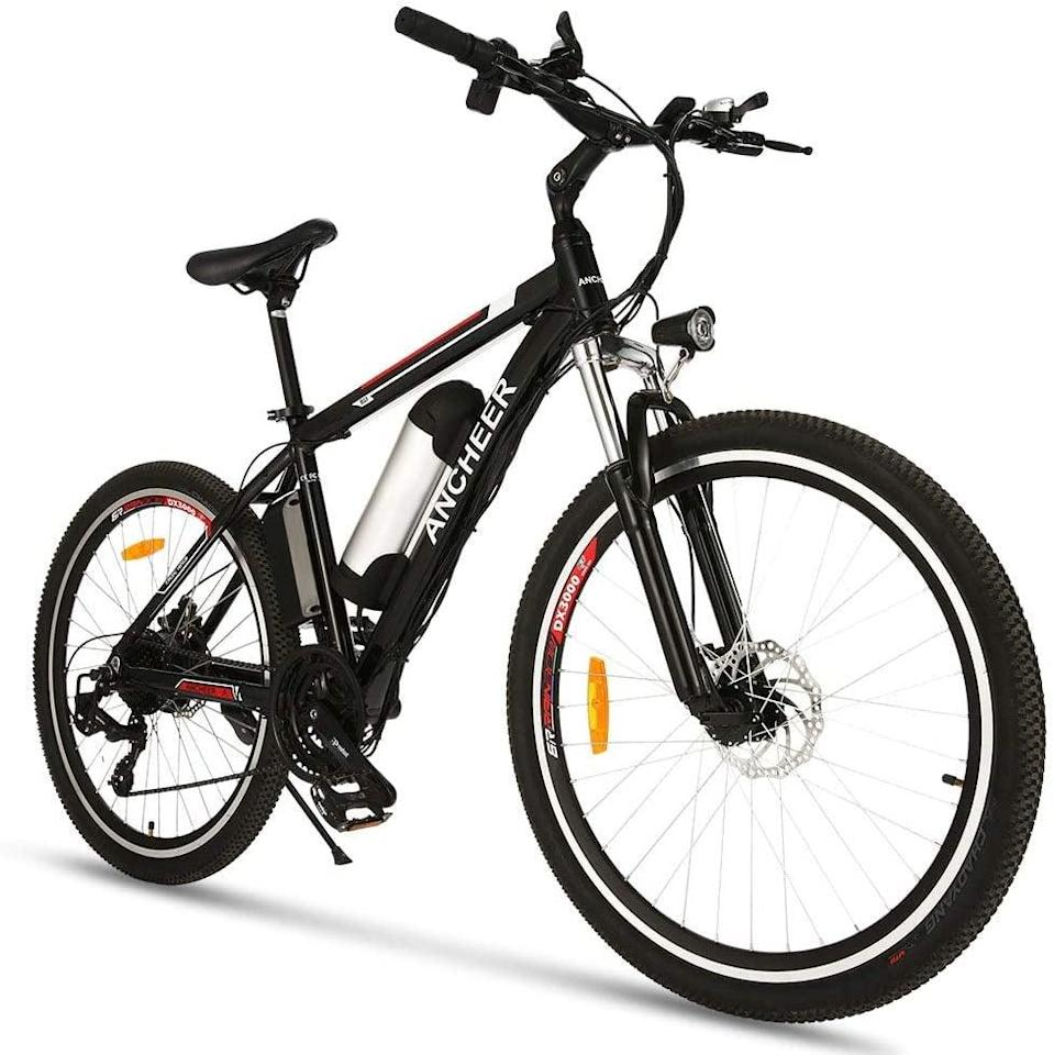 <p>Get anywhere you need to go in this <span>Ancheer Electric Bike</span> ($580).</p>