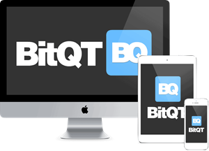BITQT App is an auto trading platform for cryptocurrency. It buys, sells and holds based on daily algorithmic results.