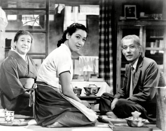 'Tokyo Story' is about the passing of time (Rex Features)