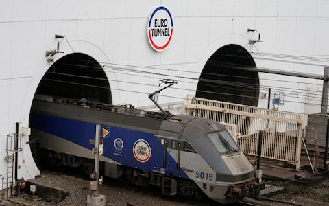 Eurotunnel - Credit: PASCAL ROSSIGNOL/Reuters