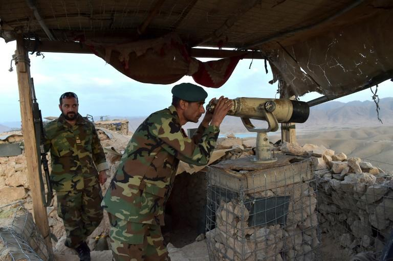 The Taliban has made significant territorial gains in recent weeks sparking fears of larger assaults to take over Afghanistan's remaining cities after the US fully withdraws troops