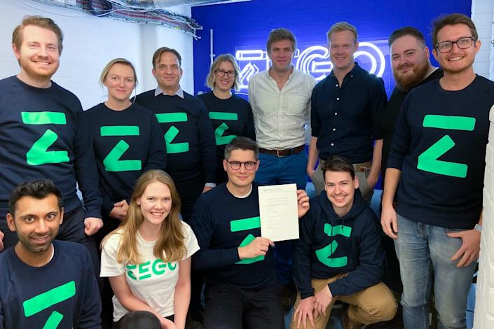 Zego, a motor insurer, raises $150m at $1.1bn valuation earlier this year. Photo: Zego
