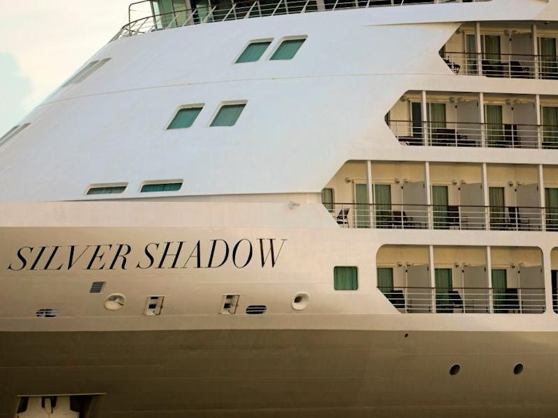 Silver Shadow cruise ship