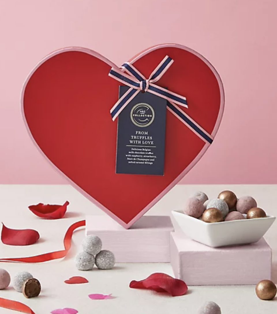 From Truffles With Love Chocolates (Marks and Spencer)