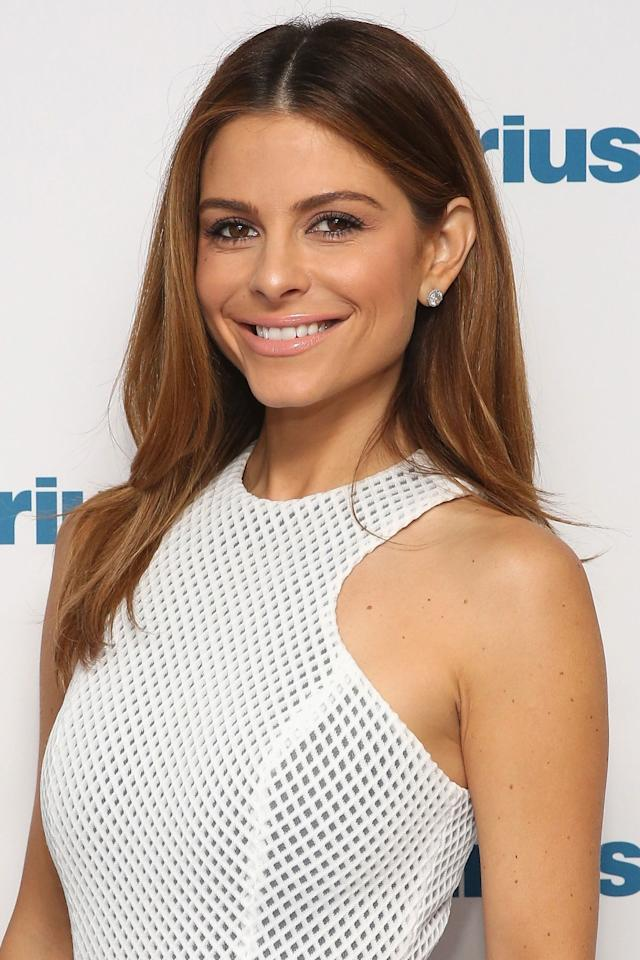 "<p><b>""This whole thing has been such a gift. This happened for a reason.""</b>  — Maria Menounos, on <a rel=""nofollow"" href=""http://people.com/bodies/maria-menounos-brain-tumor-best-thing-that-ever-happened-to-me/"">how she takes better care of herself</a> following her brain tumor diagnosis, to <i>Women's Health</i></p>"