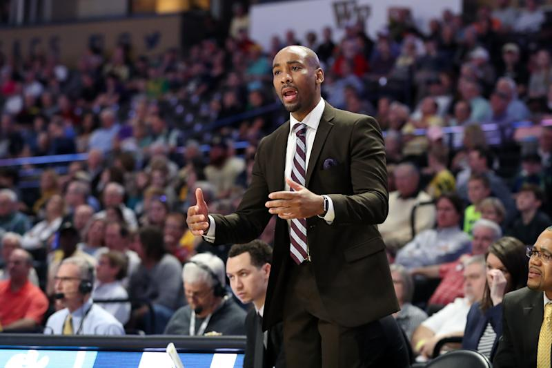 Wake Forest assistant Jamill Jones has been charged with assault More