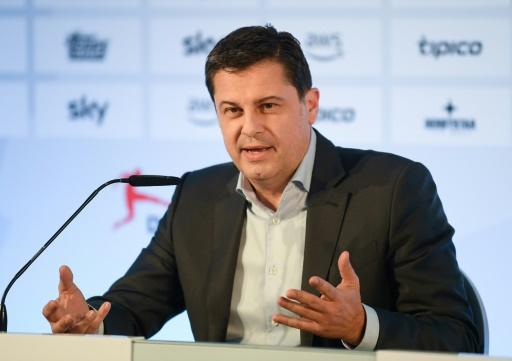 Christian Seifert, the chief executive of the German Football League (DFL) was instrumental in getting the Bundesliga back in action during the pandemic