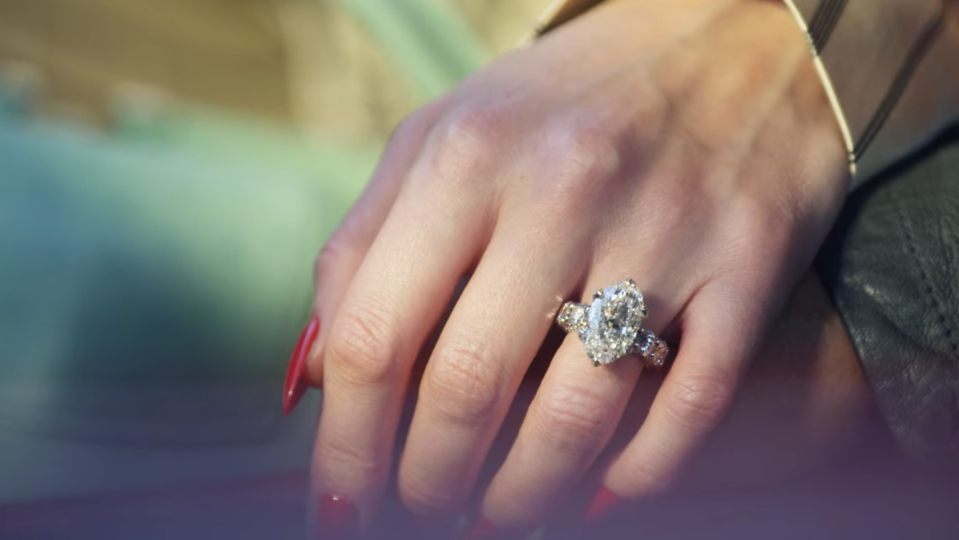 Christine Quinn's Engagement Ring Is Worth $175K, According to a Jewelry  Expert