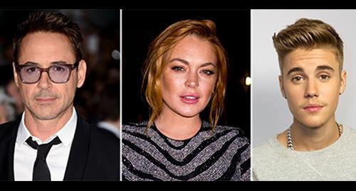 <p>Mirror, mirror, on the wall...who's the most arrested celeb of all?</p>
