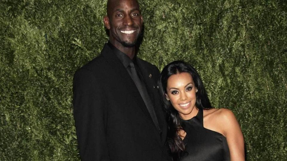 """<p>Kevin Garnett is gearing up for a fight with his estranged wife because she's claiming their prenuptial agreement is invalid. The former NBA star filed a request to bifurcate their divorce and set a trial to discuss enforcing the prenuptial agreement against his ex, Brandi Garnett. Kevin explains there is a """"dispute"""" between the two […]</p> <p>The post <a rel=""""nofollow noopener"""" href=""""https://theblast.com/kevin-garnett-brandi-challenges-prenuptial-agreement/"""" target=""""_blank"""" data-ylk=""""slk:Kevin Garnett's Millions at Stake in Divorce After Estranged Wife Challenges Prenup"""" class=""""link rapid-noclick-resp"""">Kevin Garnett's Millions at Stake in Divorce After Estranged Wife Challenges Prenup</a> appeared first on <a rel=""""nofollow noopener"""" href=""""https://theblast.com"""" target=""""_blank"""" data-ylk=""""slk:The Blast"""" class=""""link rapid-noclick-resp"""">The Blast</a>.</p>"""