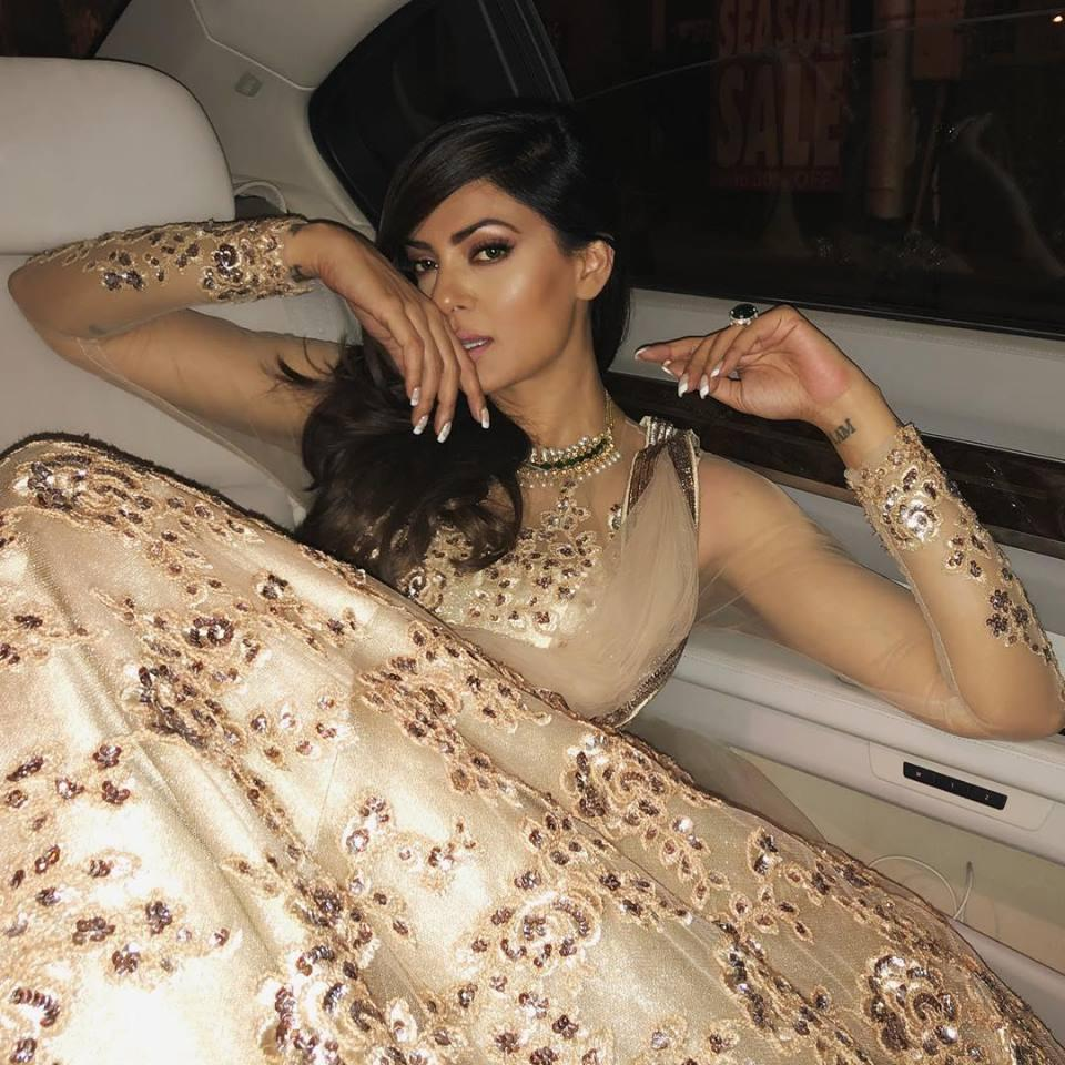 <p>The effervescent Bengali beauty owns a successful jewelry store in Dubai and her mother manages it. She has launched a production called Tantra Entertainment and heads the Miss Universe franchise 'I Am She' which has recently been taken over by Femina. Sushmita also aims at starting a luxury hotel chain soon. </p>