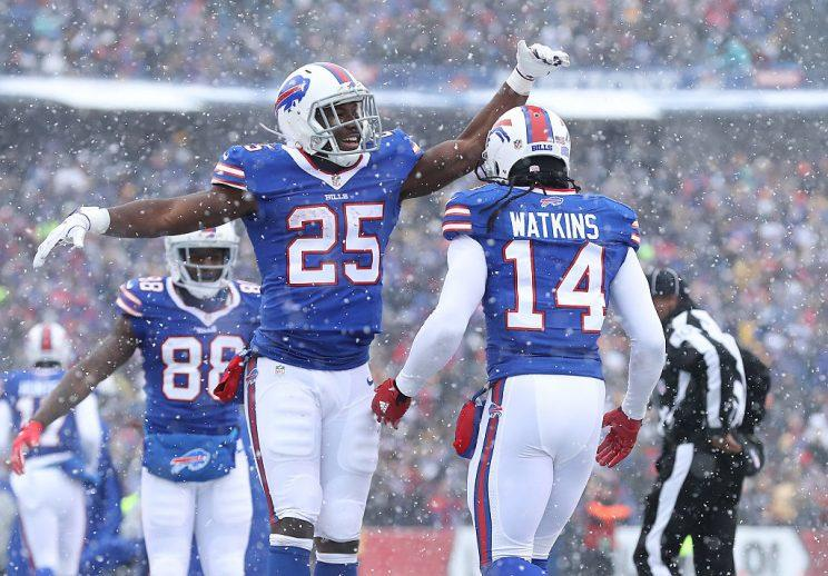 Shady and Sammy are dangerous playmakers.